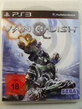 !!! PLAYSTATION ps3 gioco VANQUISH usk18, usati ma ben!!!