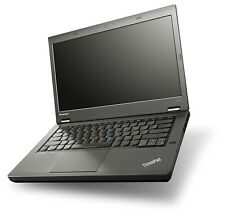 "Lenovo ThinkPad t440p i5 4300m 2,6ghz 4gb 250gb 14"" DVD-RW WIN 10 PRO de Borsa"