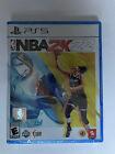 NBA 2K22 WNBA 25th Anniversary PS5 GameStop Exclusive BRAND NEW FREE SHIPPING