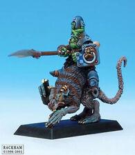 OOP RARE Confrontation Rackham Goblins Strohm Knight on Rat 3