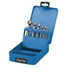 Clarke Cht530 - 6pce HSS Countersink Set 1801530