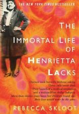 The Immortal Life of Henrietta Lacks by Rebecca Skloot (2010, Hardcover)