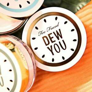Too Faced Dew You Fresh Glow Translucent Setting Powder Radiant Caramel ~New~