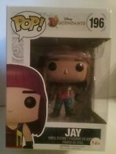 Funko Pop! Jay #196 from Disney's The Descendants Vaulted