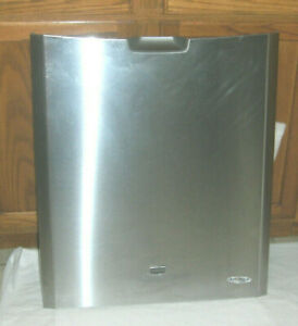 Maytag Dishwasher : Outer Door Panel Stainless  #WPW10438259 or W10438259 (P801)