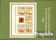BRD (BR.Duitsland) 1982 postfris Officiële Jaarboek de Duits Post met Berlijn