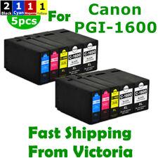 10X Generic Canon PGI1600XL PGI 1600XL ink Cartridges For MB2060 MB2360 MB2760