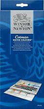 Winsor & Newton Cotman Studio 45 Half Pan Watercolour Paint Set