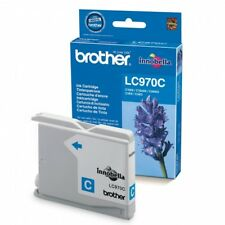 Cartucho Brother Lc-970c Dcp135-150 cian