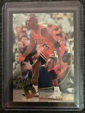 Michael Jordan Fleer 92 93 Total D Insert