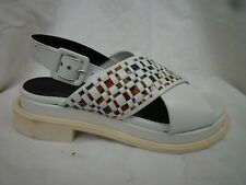CLERGERIE sandales/sabots  BLANC 37 (5,5)