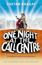 One Night at the Call Centre by Bhagat, Chetan Paperback Book The Fast Free