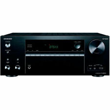 Onkyo 7.2 Channel Network Home Theater Receiver w/ 7 HDMI Input & WiFi, TX-NR676