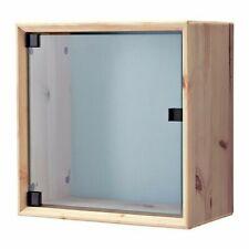 IKEA NORNAS Glass Door Wall Cabinet NEW