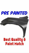 New PRE PAINTED Driver LH Fender for 2007-2011 Honda CR-V CRV with Free TouchUp