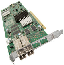 IBM 45W0098 LW4 PCI P-3.2 Yukon 4KM Card 23R9702 18P3456 with 2x77P5893 GBIC
