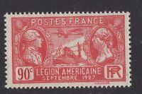 VARIETÀ-LEGIONE AMERICANA N°244- ( Figure 90 plus scuro ) - Nuovo