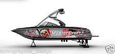 LBRK GRAPHIC KIT DECAL BOAT SPEEDSTER WRAP SEADOO WAKE BOARD SPORTSTER POKER