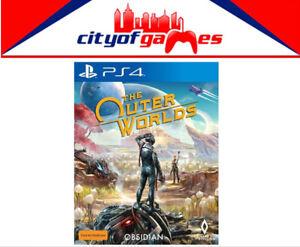 The Outer Worlds PS4 Game Brand New In Stock