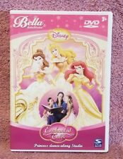 Disney Princess: Bella Dancerella Enchanted Tales   (DVD)    LIKE NEW