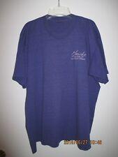 Collectibles Vintage Claridge Hotel Casino Memorabilia Purple T-Shirt