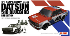 ABC-Hobby 66047 1/10m Datsun 510 BRE Edition