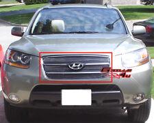 Fits 2007-2009 Hyundai Santa Fe Billet Grille Insert