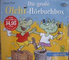 Die große Olchi-Hörbuchbox Oetinger 3 CD