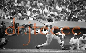 1973 Willie Mays NEW YORK METS - 35mm Baseball Negative