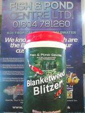 Extra Strong Blanket Weed Blitzer - Treats Filamentous Algae & Green Water