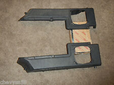 PACKAGE TRAY CARGO COVER REAR SPEAKER MOUNTS 1985 TOYOTA TERCEL SR5 4WD WAGON