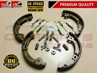 FOR CHRYSLER GRAND VOYAGER RG HAND BRAKE HANDBRAKE SHOE & FITTING FIT SET 00-07