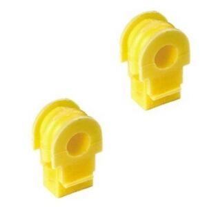 2PU  Front Sway bar Bushings 2-01-2171 compatible/w NISSAN JUKE ROGUE SPORT LEAF