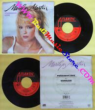 LP 45 7'' MARILYN MARTIN Possessive love Homeless 1988 germany no cd mc dvd