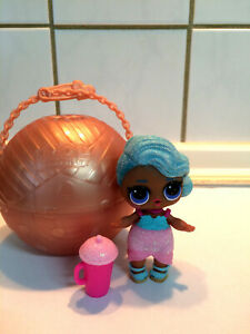 LOL Surprise Splash Queen Series 2 Doll Ultra Rar L.O.L. SURPRISE
