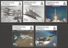 TRISTAN DA CUNHA SG944/8 2009 YEAR OF ASTRONOMY MNH
