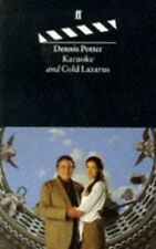 POTTER D-KARAOKE AND COLD LAZARUS  (UK IMPORT)  BOOK NEW