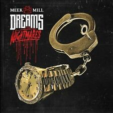 Dreams and Nightmares [Clean] by Meek Mill (CD, Oct-2012, Warner Bros.)