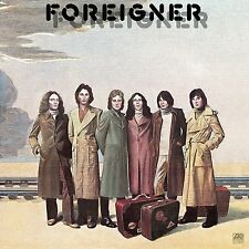 Foreigner Self-Titled CD+Bonus Tracks NEW SEALED 2002 Remastered Cold As Ice+