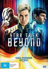 Star Trek Beyond (DVD, 2016) Region 4