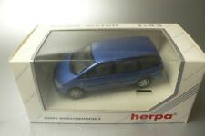 Seat Alhambra metallic Herpa 070447 1:43 from collection
