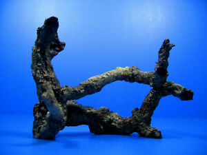 "Aquarium Decorations Trunk Roots 5.5"" - Tree Guppy Tropical Fish Tank Ornament"
