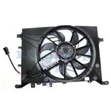 TYC Volvo S-60 S-80 V-70 XC-70 Radiator A/C AC Condenser Cooling Fan Motor Assy