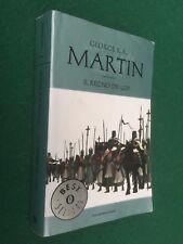 George R.R. MARTIN - IL REGNO DEI LUPI Oscar Bestsellers/1261 (2006) Cronache 3