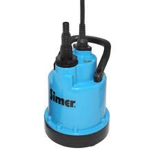 Jung Schmutzwasserpumpe Simer 5, Keller, flachsaugend ab 5 mm bis2 mm OD6601G05