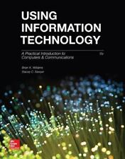 Using Information Technology by Brian Williams and Stacey Sawyer (2014, Paperbk)