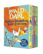 Roald Dahl's Glorious Galumptious Story Collection by Roald Dahl (Mixed media product, 2016)