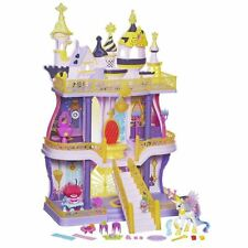 New My Little Pony Cutie Mark Magic Canterlot Castle Playset