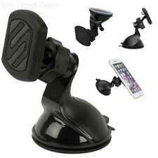 Suction Mount Phone Holder Car Window Dash Mount Mobile Device Tablet Carrier