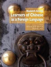 Research Among Learners of Chinese as a Foreign Language (Clta Monographs (Chine